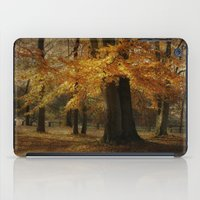 hiccup iPad Cases featuring Fall skirt by hannes cmarits (hannes61)
