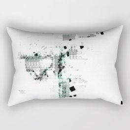 REM Rectangular Pillow