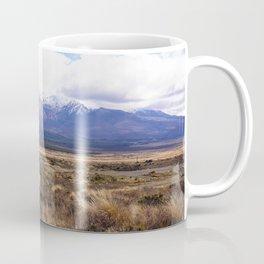 Mount Ruapehu Coffee Mug