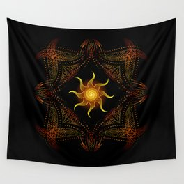 sun energy. part one Wall Tapestry
