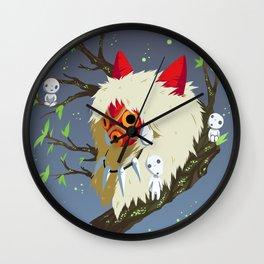 MONONOKE Wall Clock