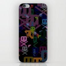 Glitchy iPhone & iPod Skin