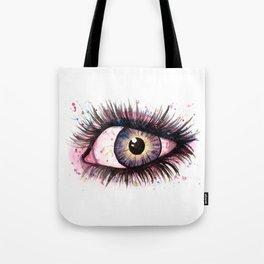 cosmic eye 2 Tote Bag