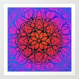 Ignited Art Print