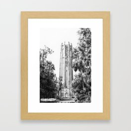 Bok Tower I Framed Art Print