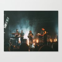 bastille Canvas Prints featuring Bastille by billykaplan