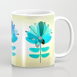Die Blaue Blume Coffee Mug
