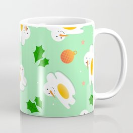Eggmas Coffee Mug