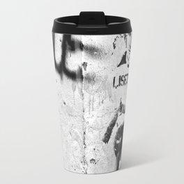 LISEZ KAFKA in PARIS Travel Mug