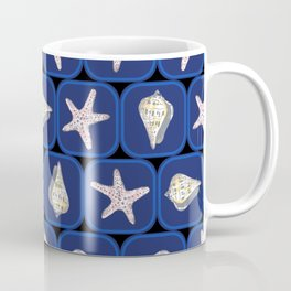 Seashells pattern Coffee Mug