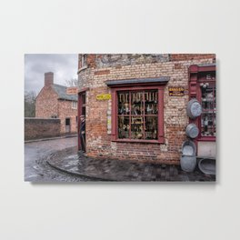 Victorian Store England Metal Print