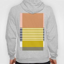 Marfa Abstract Geometric Print Hoody