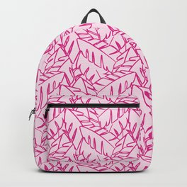 Into The Palms - Pinks Backpack