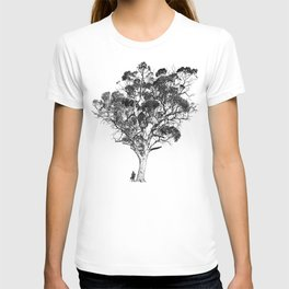 Tree and Gangster T-shirt