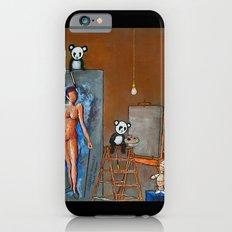 Painting Pandas iPhone 6s Slim Case