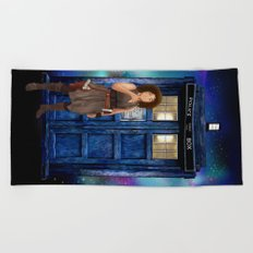 Mrs River Diary Doctor who iPhone, ipod, ipad, pillow case and tshirt Beach Towel