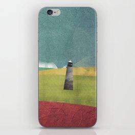 RGB Ocean iPhone Skin