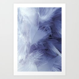 Soft Heart Art Print