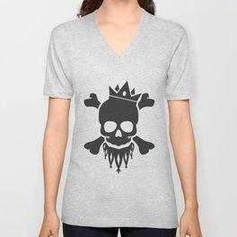 Skull King Unisex V-Neck
