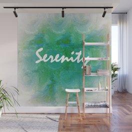 Serenity Wall Mural