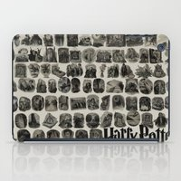 hogwarts iPad Cases featuring HOGWARTS QUOTES by September 9