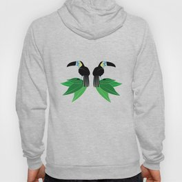 """Collection """"Love Birds"""" impression """"Tropico Forest"""" Hoody"""