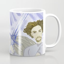 Clashing of Swords Coffee Mug