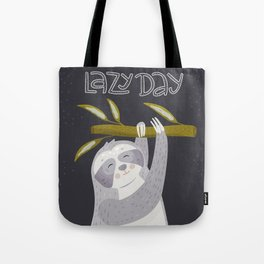 Lazy Day - Sloth Tote Bag