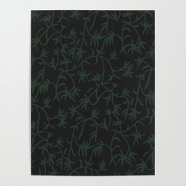 Foliage (Patterns Please) Poster