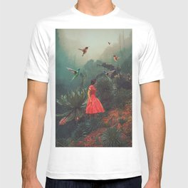 20 Seconds before the Rain T-shirt
