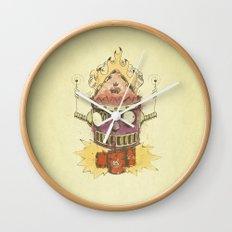 Jellyroll #9: Caos Wall Clock