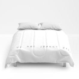 johnny Comforters
