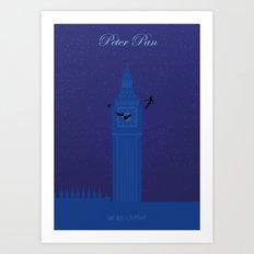 Peter Pan | Fairy Tales Art Print