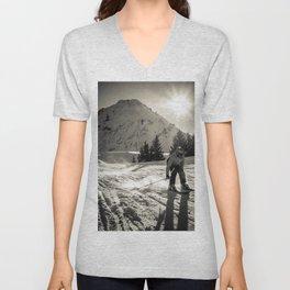 ski Unisex V-Neck
