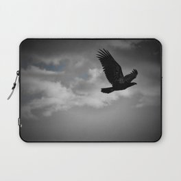 Young Bald Eagle Laptop Sleeve