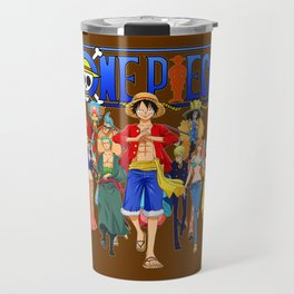 STRAW HAT PIRATES Travel Mug