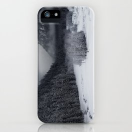 Snowy Morning iPhone Case