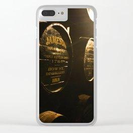 Jameson Irish Whiskey Clear iPhone Case