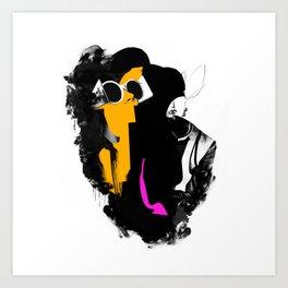 #D10 Art Print