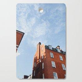 Classic London Brick House Cutting Board