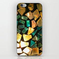 Broken Glass iPhone Skin