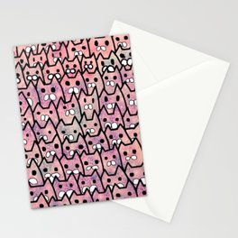 cats 118 Stationery Cards