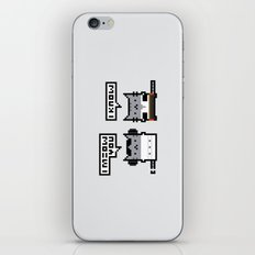 I Meow You - Cat Wars iPhone & iPod Skin