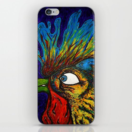 Rooster, Gnarley iPhone & iPod Skin