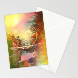 Pala River Stationery Cards