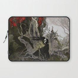 Red Tree Laptop Sleeve