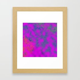 Cloudburst #2 Framed Art Print