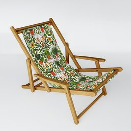 Garden Pots Sling Chair