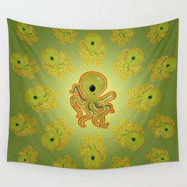 CYCLOCTOPUS Wall Tapestry