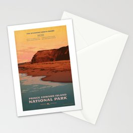 Prince Edward Island National Park Stationery Cards